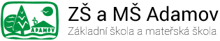 ZŠ Adamov - logo